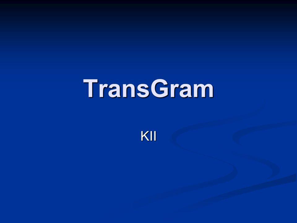 TransGram KII