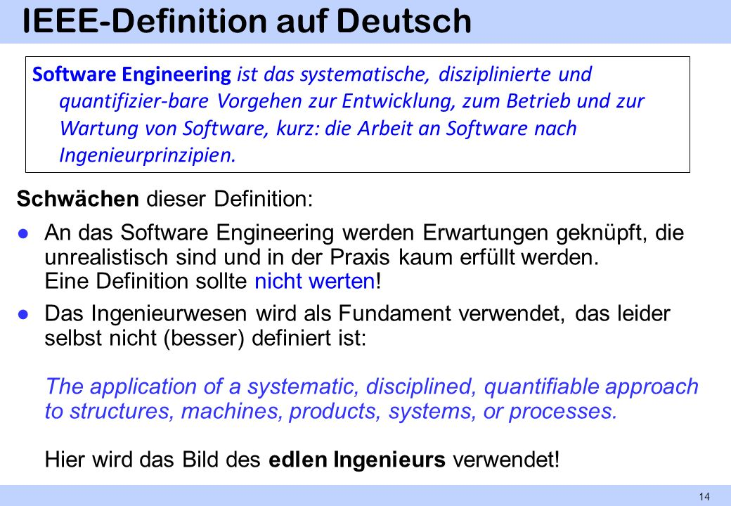 IEEE-Definition auf Deutsch
