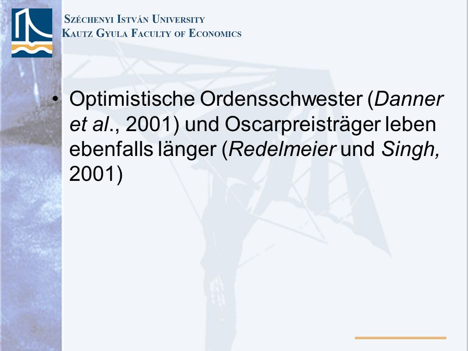 Optimistische Ordensschwester (Danner et al