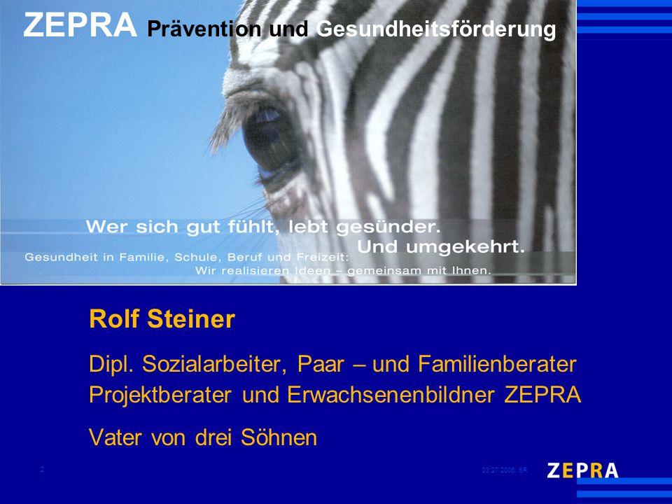 ZEPRA Prävention und Gesundheitsförderung