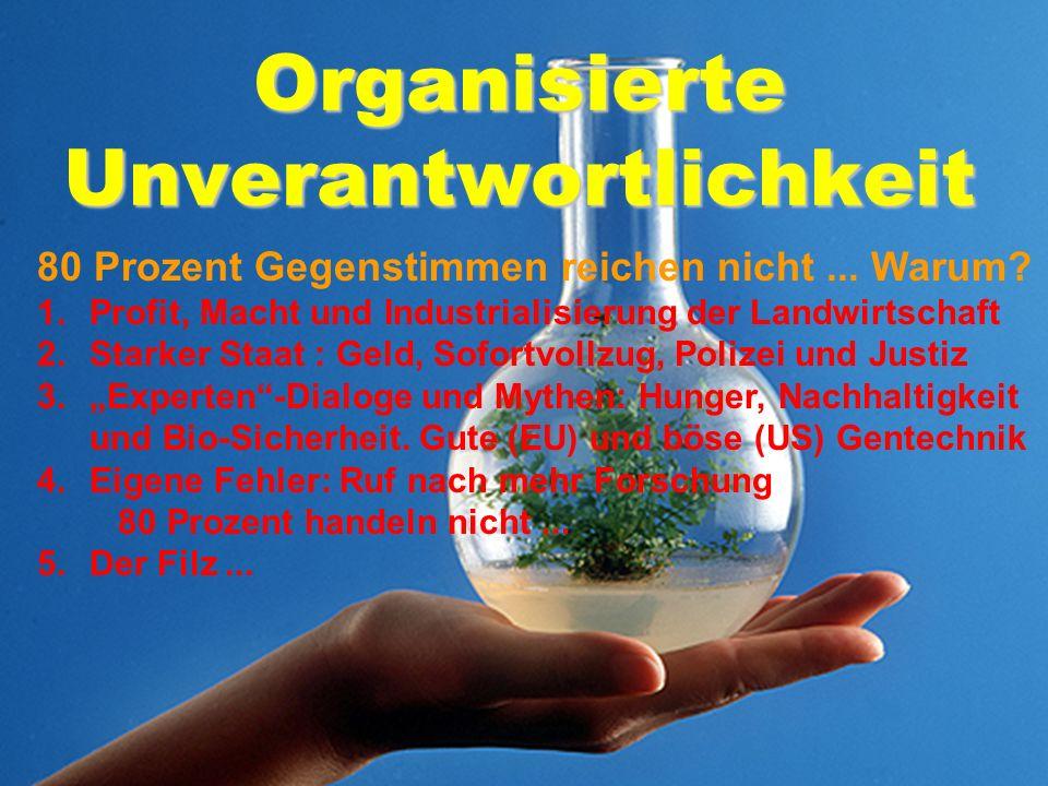 Organisierte Unverantwortlichkeit