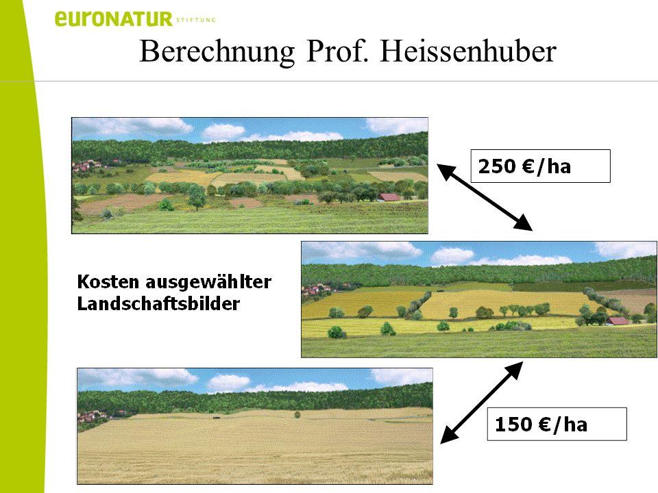 Berechnung Prof. Heissenhuber