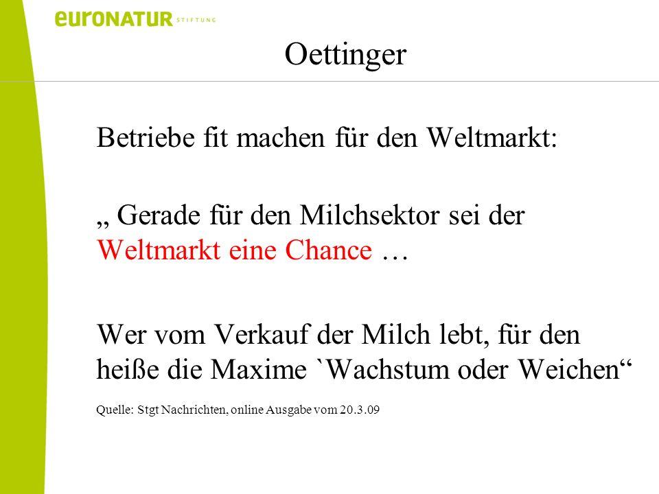 Oettinger Betriebe fit machen für den Weltmarkt: