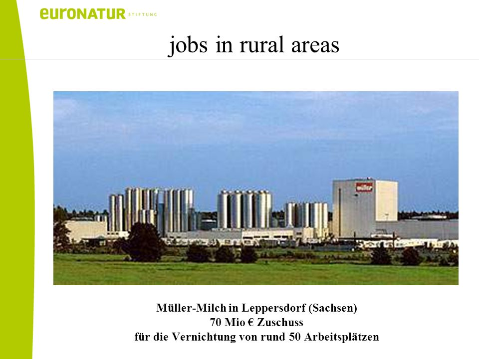 jobs in rural areas Müller-Milch in Leppersdorf (Sachsen)