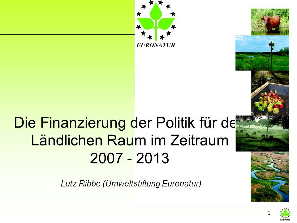 Lutz Ribbe (Umweltstiftung Euronatur)