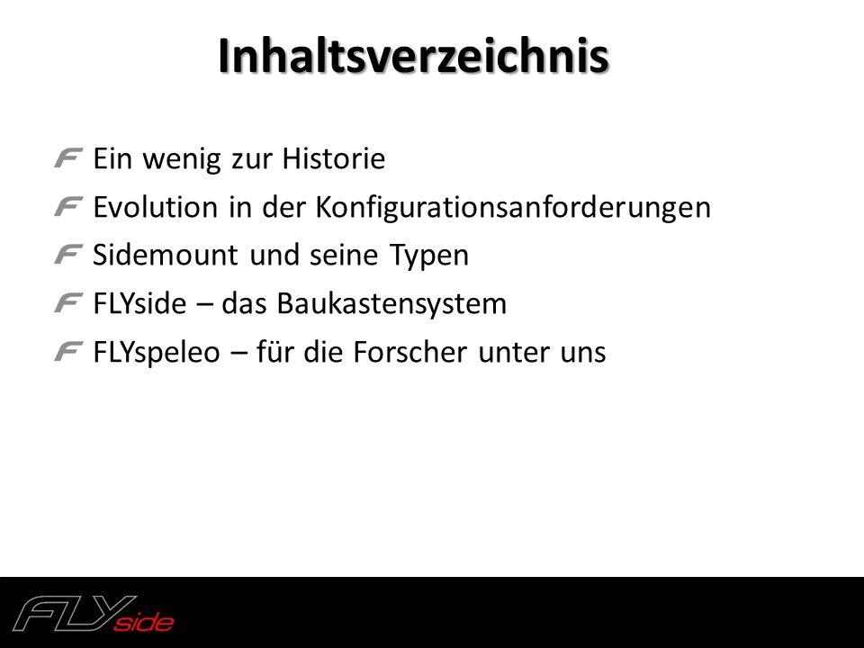 Inhaltsverzeichnis Ein wenig zur Historie