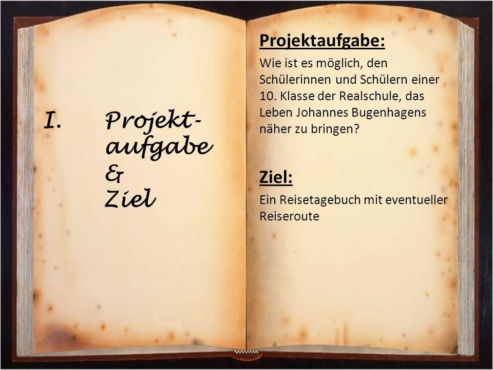 Projekt-aufgabe & Ziel