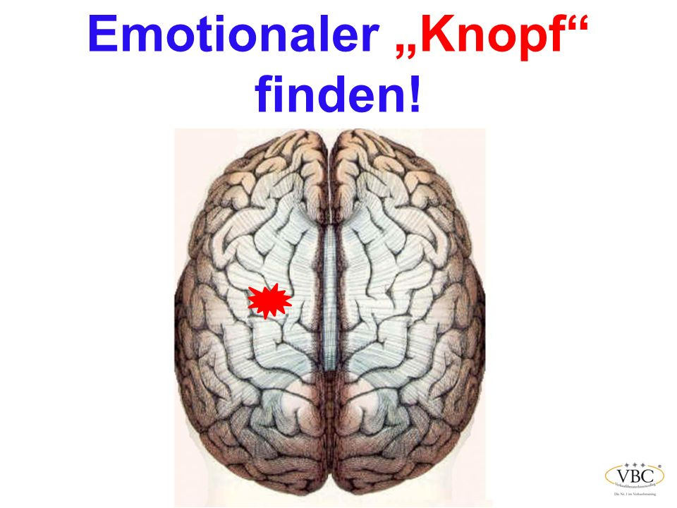 """Emotionaler """"Knopf finden!"""