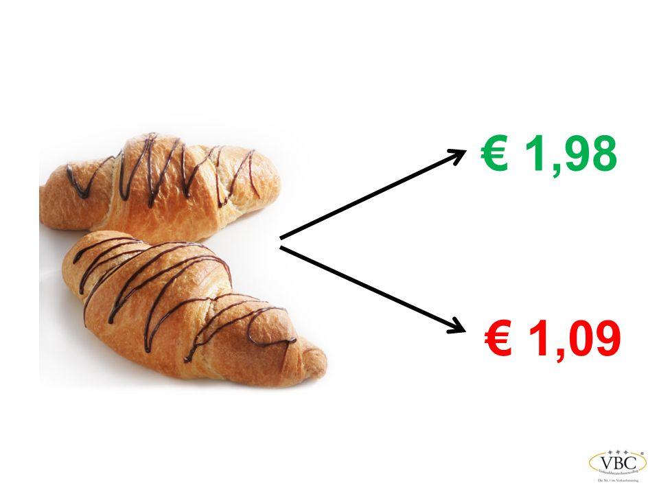 € 1,98 € 1,09