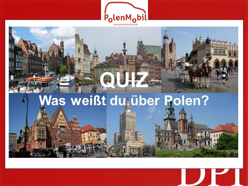 QUIZ Was weißt du über Polen