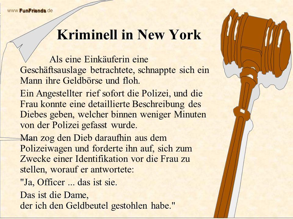 Kriminell in New York Als eine Einkäuferin eine Geschäftsauslage betrachtete, schnappte sich ein Mann ihre Geldbörse und floh.