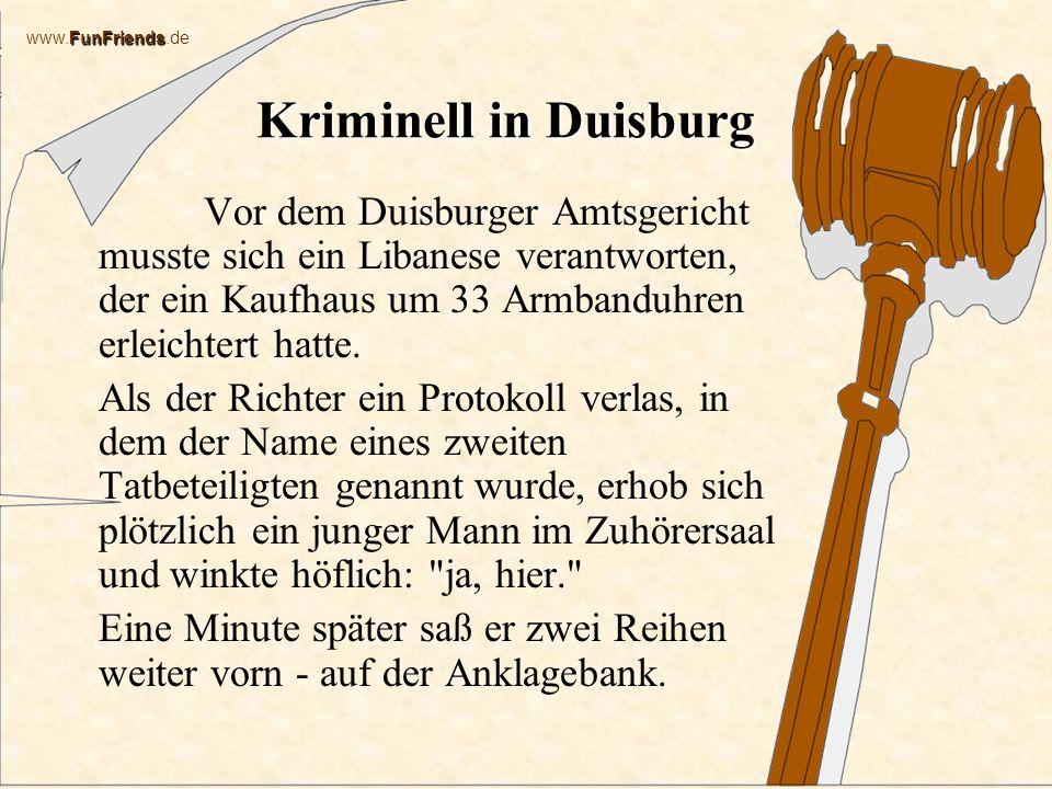 Kriminell in Duisburg Vor dem Duisburger Amtsgericht musste sich ein Libanese verantworten, der ein Kaufhaus um 33 Armbanduhren erleichtert hatte.