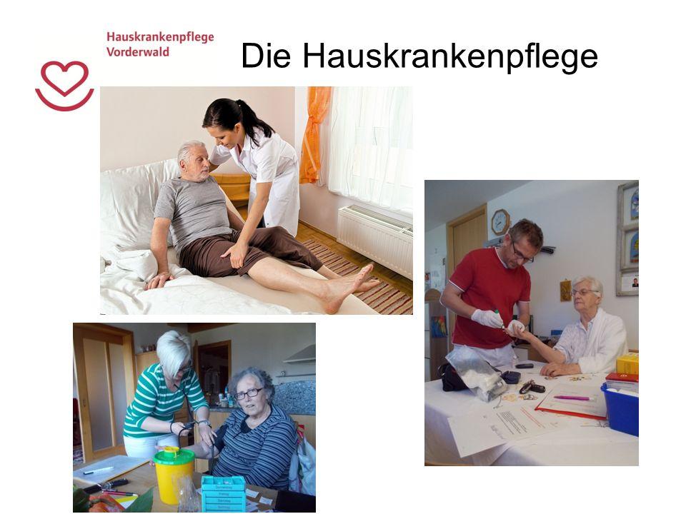 Die Hauskrankenpflege