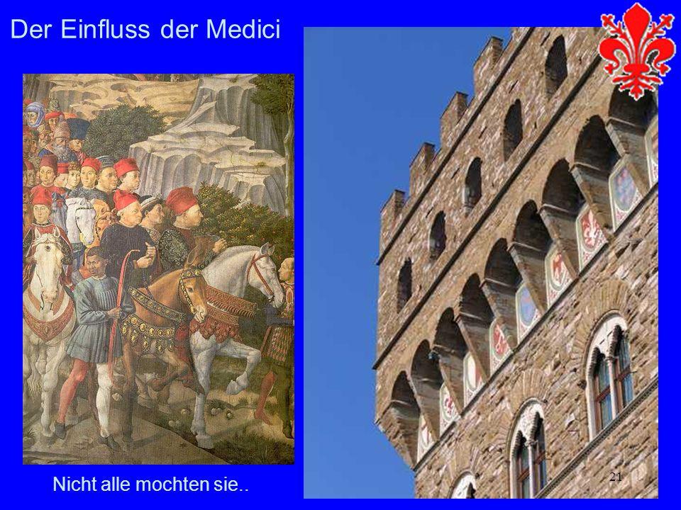 Der Einfluss der Medici