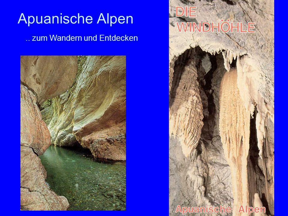 Apuanische Alpen .. zum Wandern und Entdecken