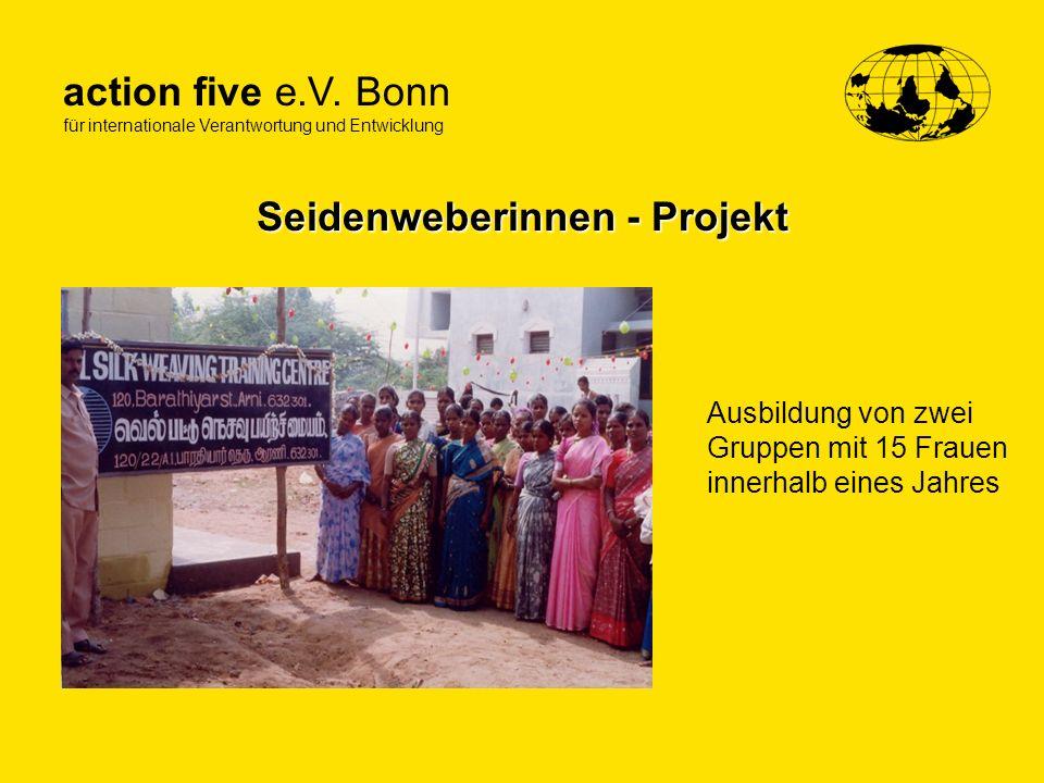 Seidenweberinnen - Projekt