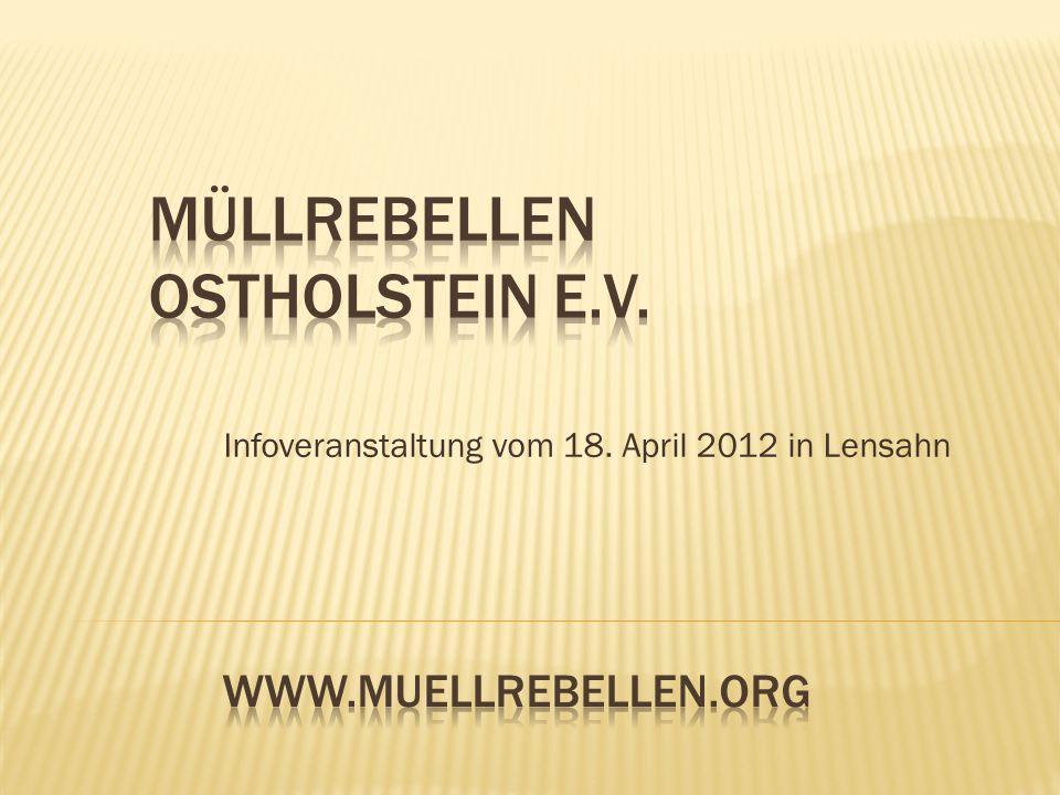 Müllrebellen Ostholstein e.V.