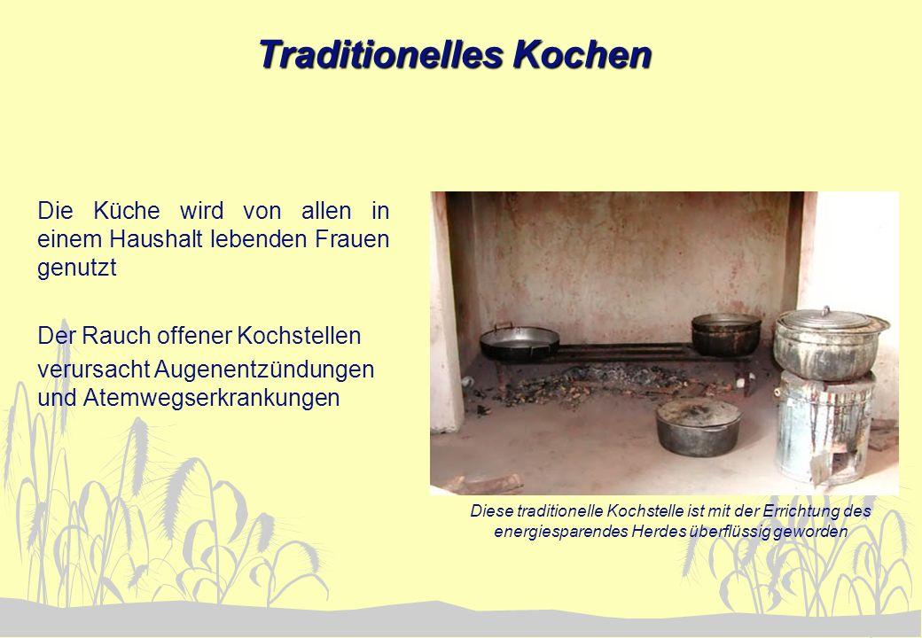 Traditionelles Kochen