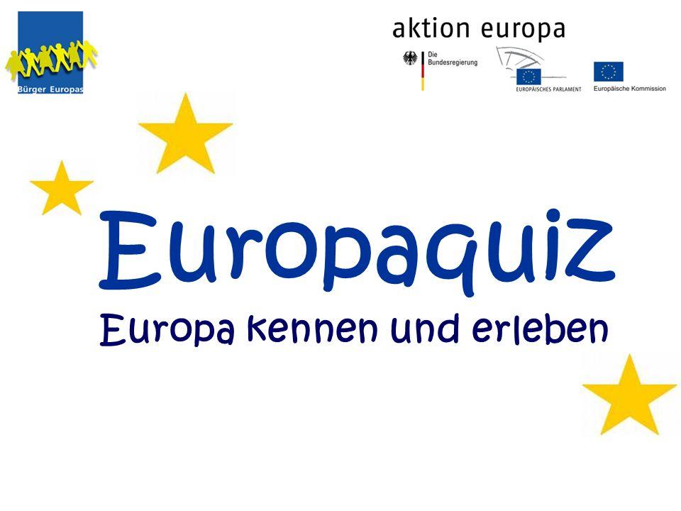 Europa kennen und erleben