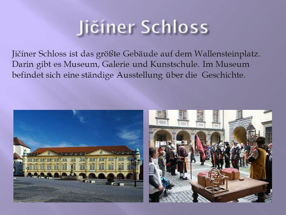 Jičíner Schloss