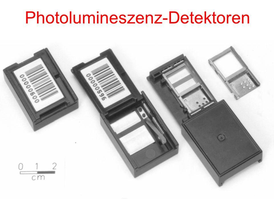 Photolumineszenz-Detektoren
