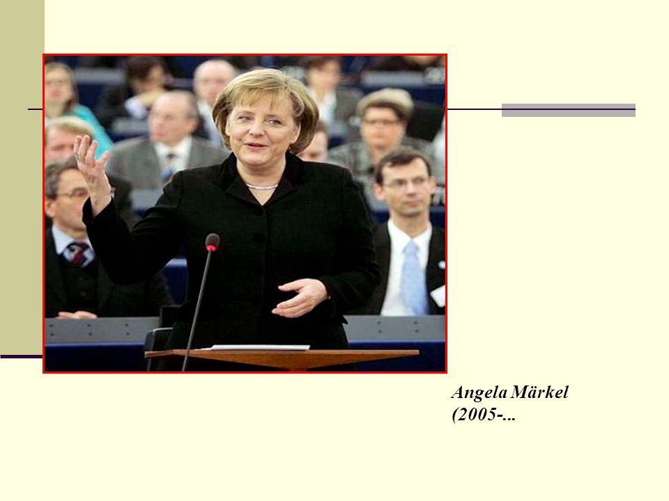 Angela Märkel (2005-...