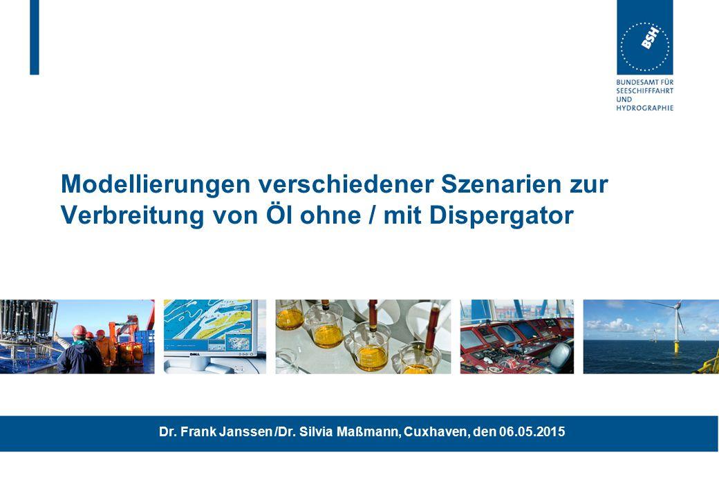 Dr. Frank Janssen /Dr. Silvia Maßmann, Cuxhaven, den 06.05.2015