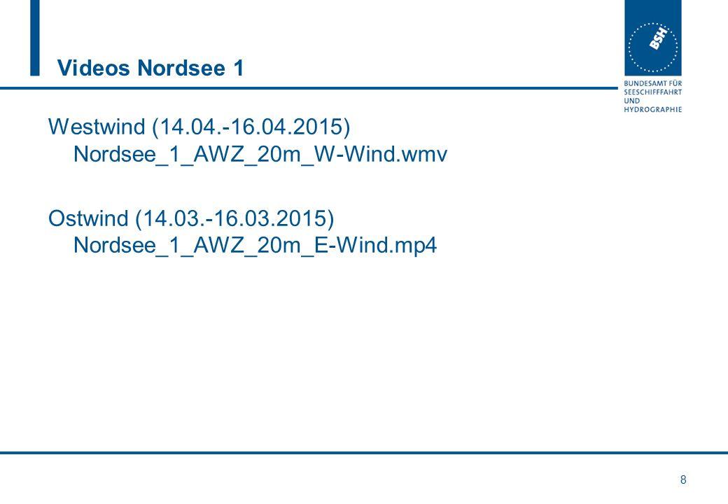 Videos Nordsee 1 Westwind (14.04.-16.04.2015) Nordsee_1_AWZ_20m_W-Wind.wmv Ostwind (14.03.-16.03.2015) Nordsee_1_AWZ_20m_E-Wind.mp4