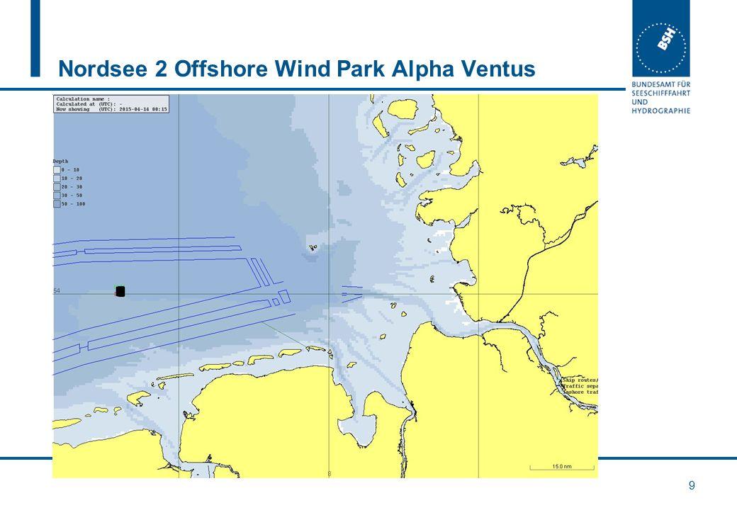Nordsee 2 Offshore Wind Park Alpha Ventus