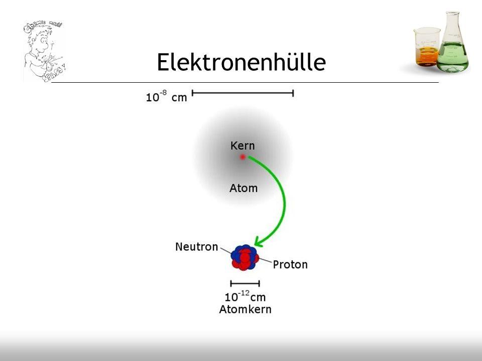 Elektronenhülle