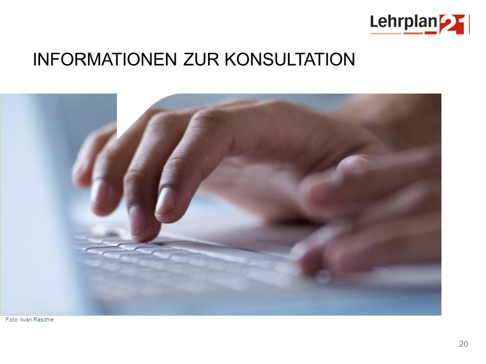 Informationen zur Konsultation