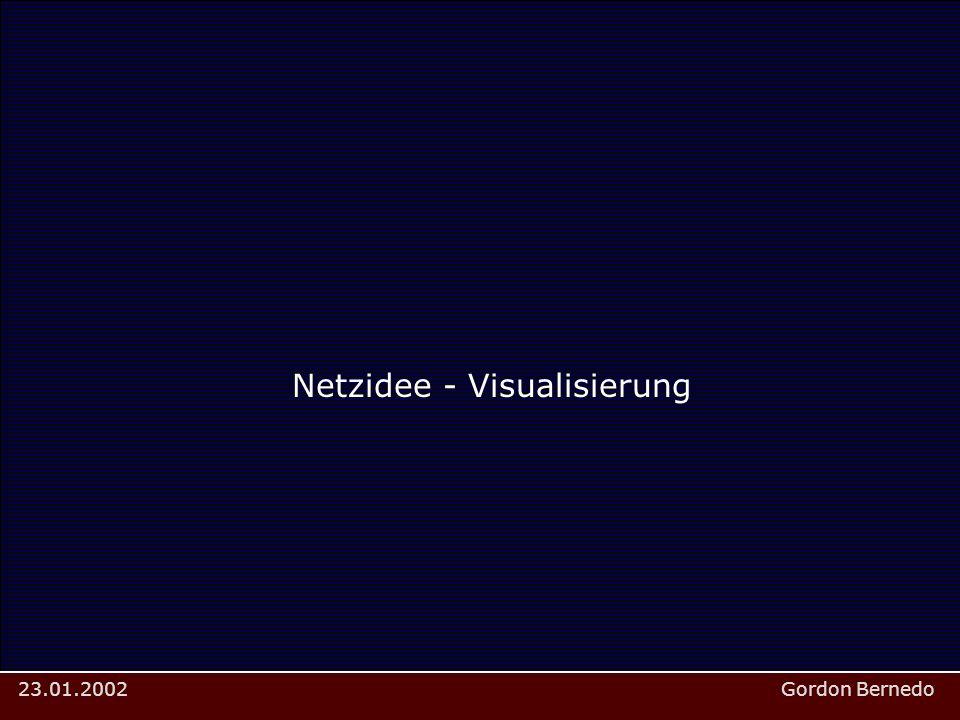Netzidee - Visualisierung