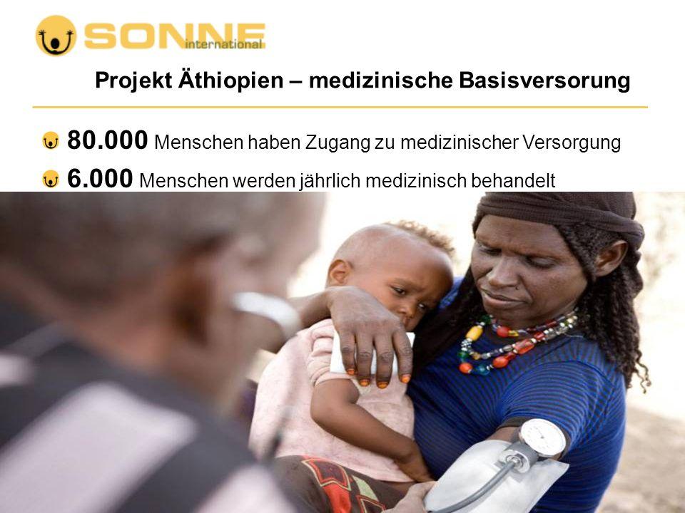 Projekt Äthiopien – medizinische Basisversorung