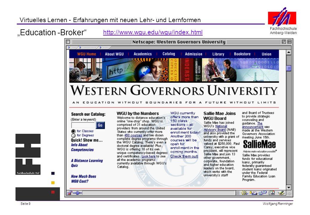 """Education -Broker http://www.wgu.edu/wgu/index.html"
