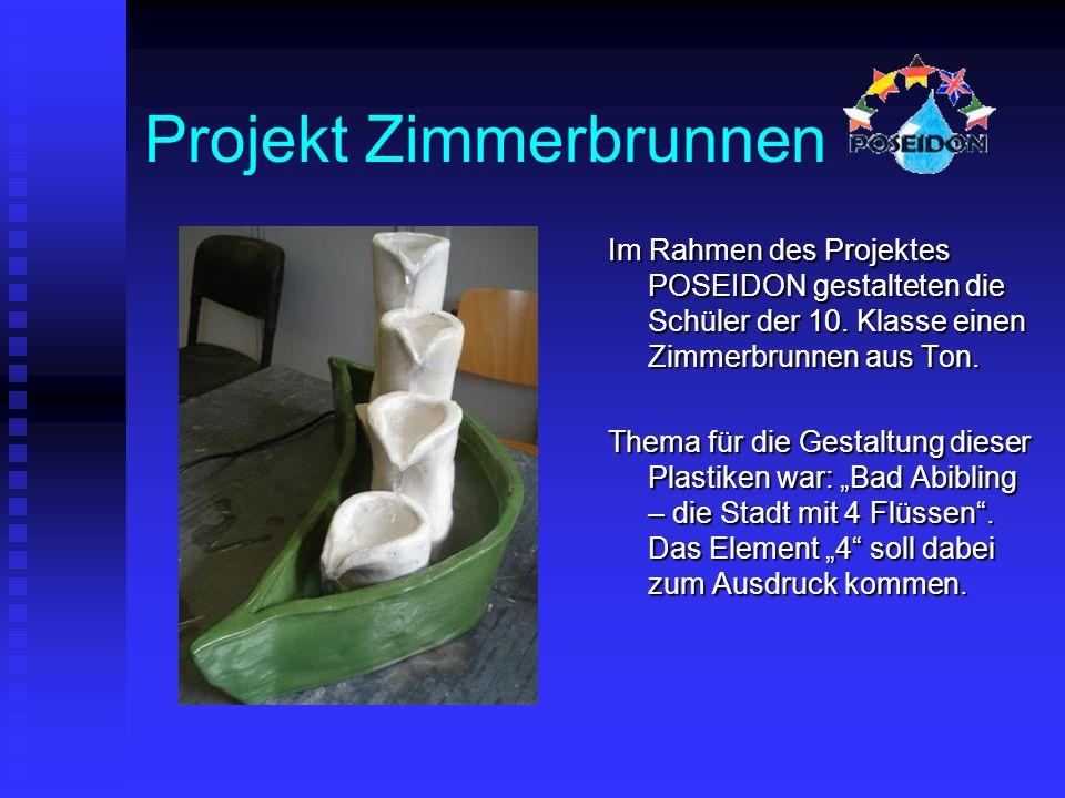Projekt Zimmerbrunnen