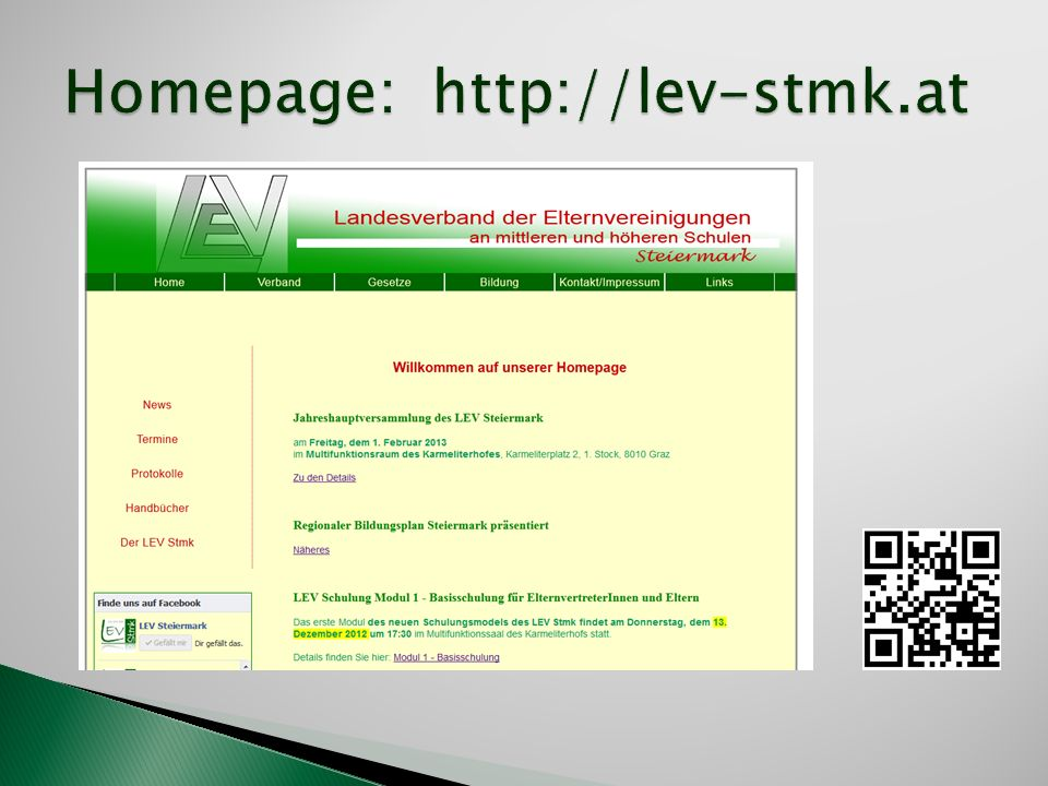 Homepage: http://lev-stmk.at
