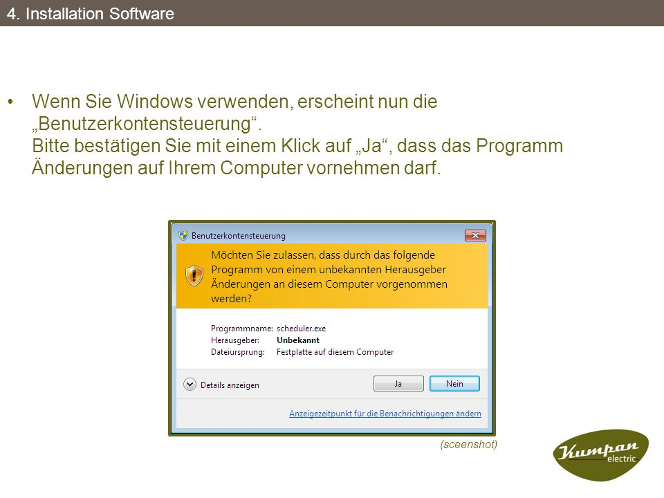 4. Installation Software