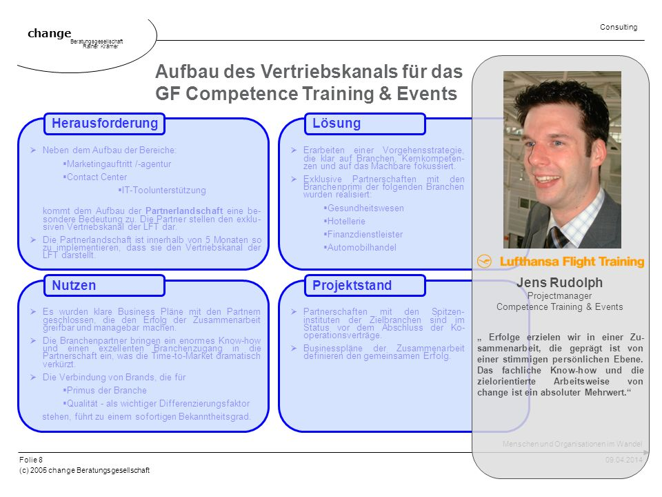 Competence Training & Events