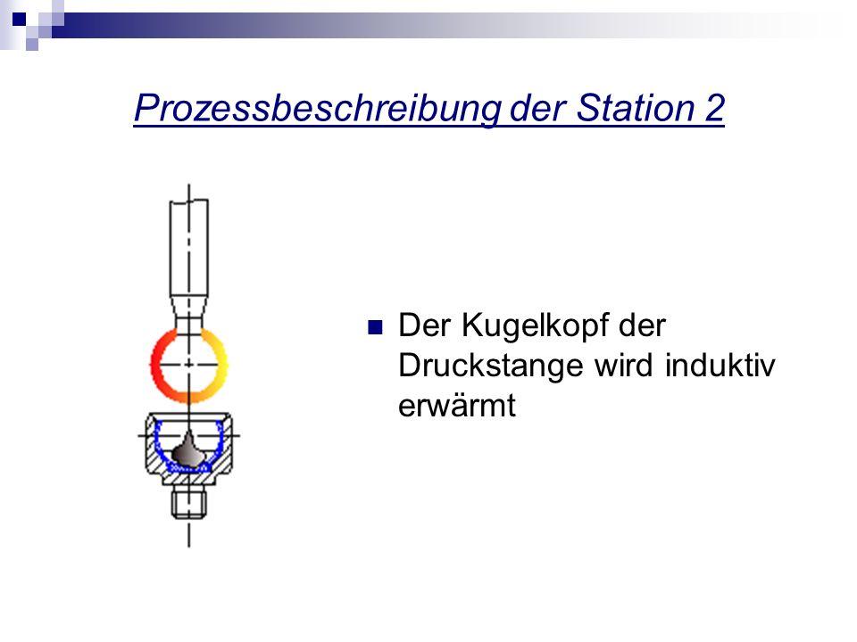 Prozessbeschreibung der Station 2
