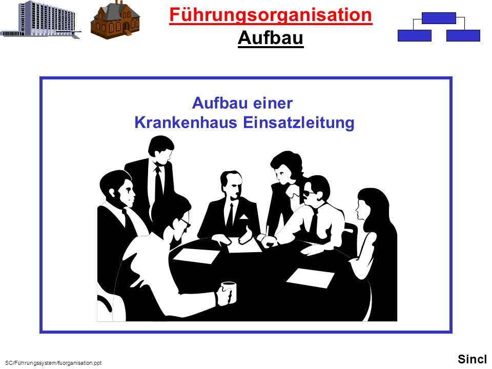 Führungsorganisation