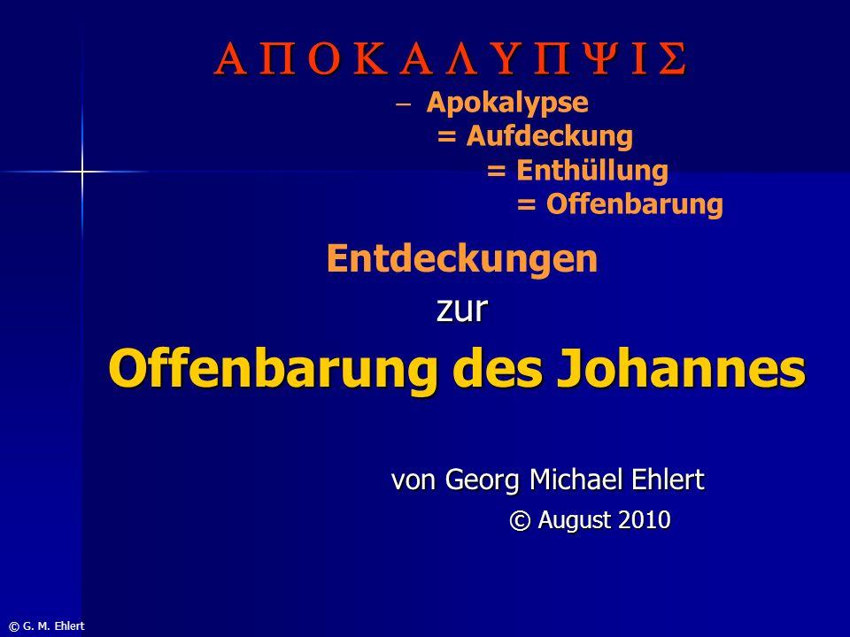 von Georg Michael Ehlert