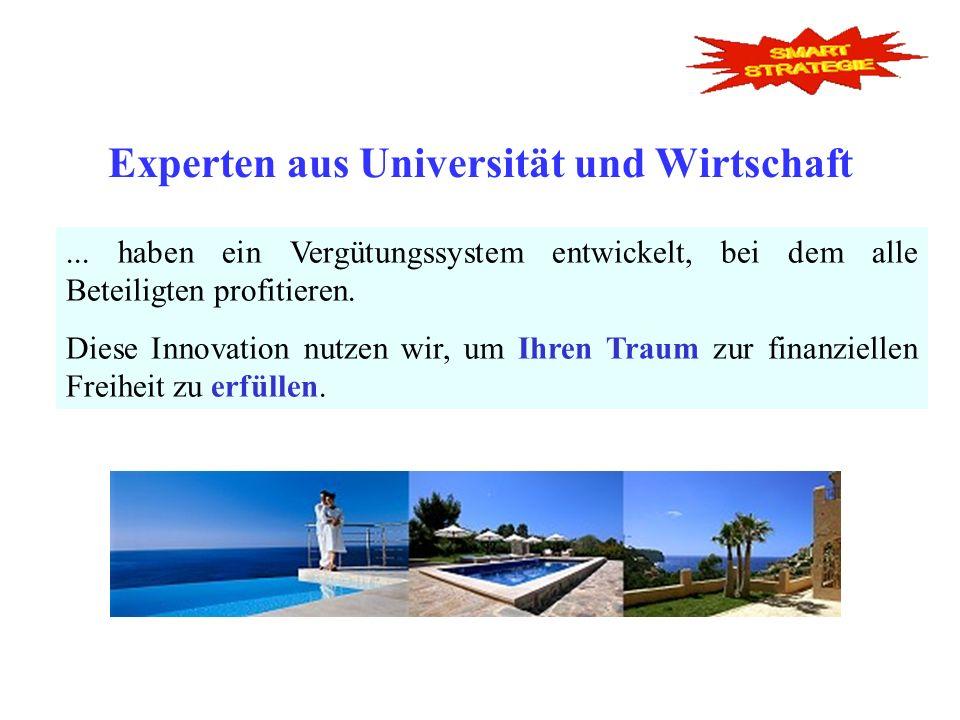 Experten aus Universität und Wirtschaft
