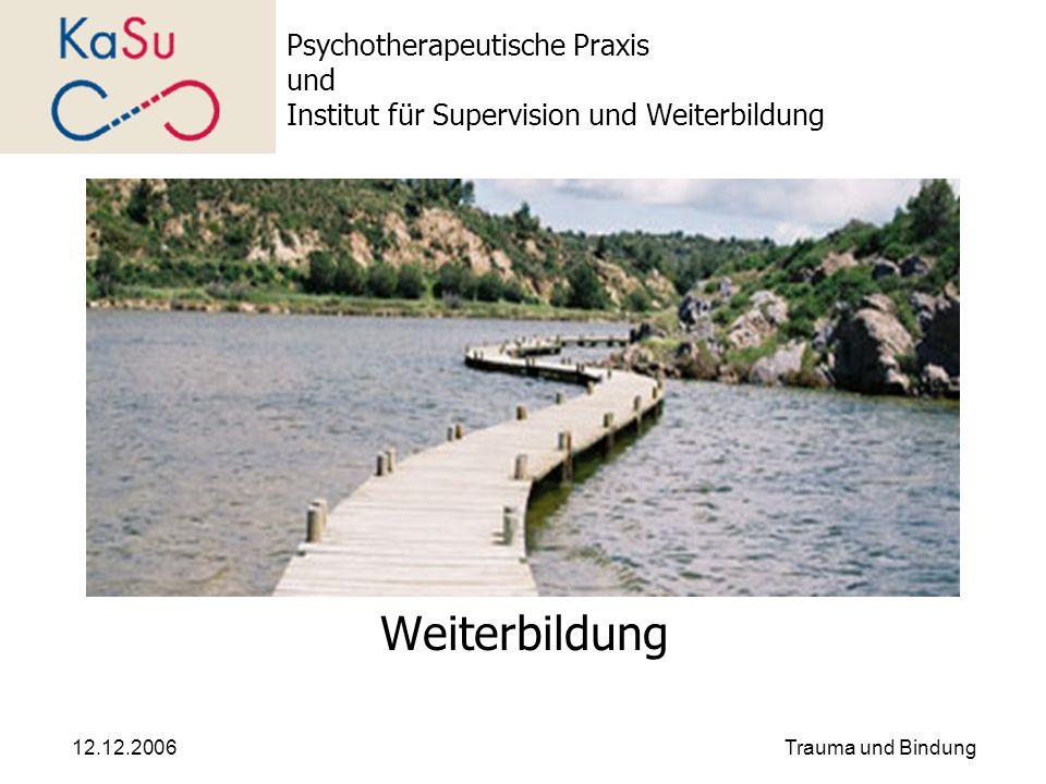 Psychotherapeutische Praxis und Institut für Supervision und Weiterbildung