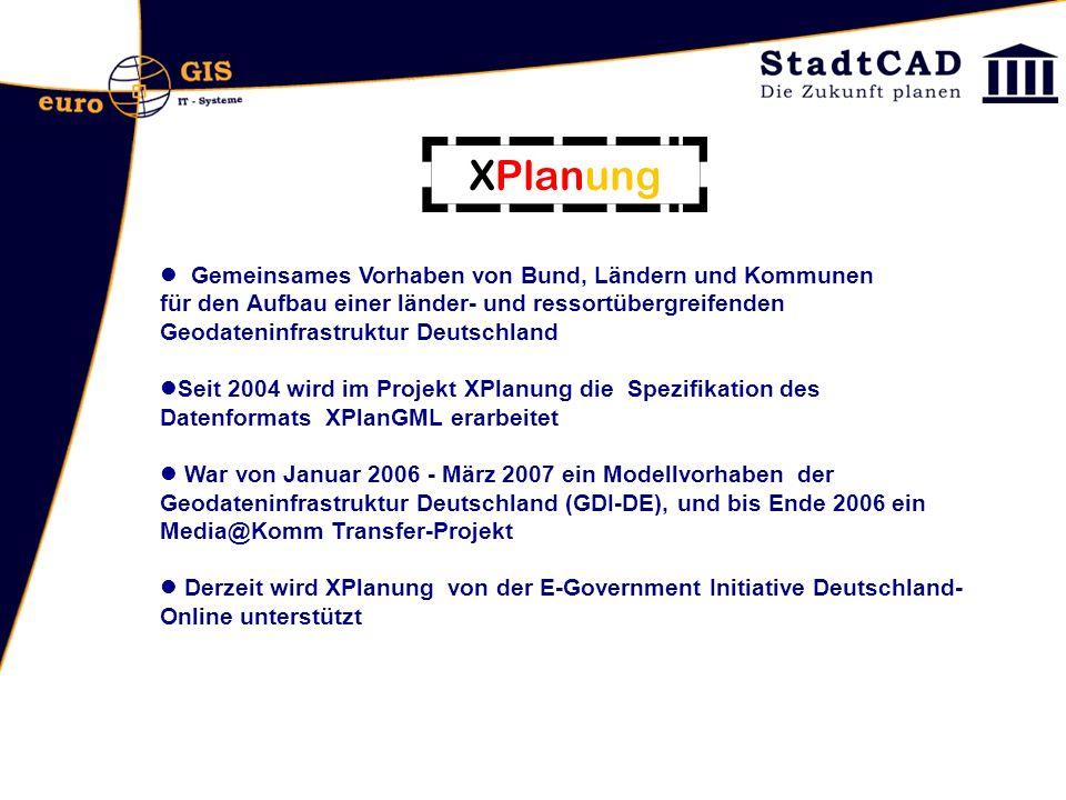 Gemeinsames Vorhaben von Bund, Ländern und Kommunen für den Aufbau einer länder- und ressortübergreifenden Geodateninfrastruktur Deutschland