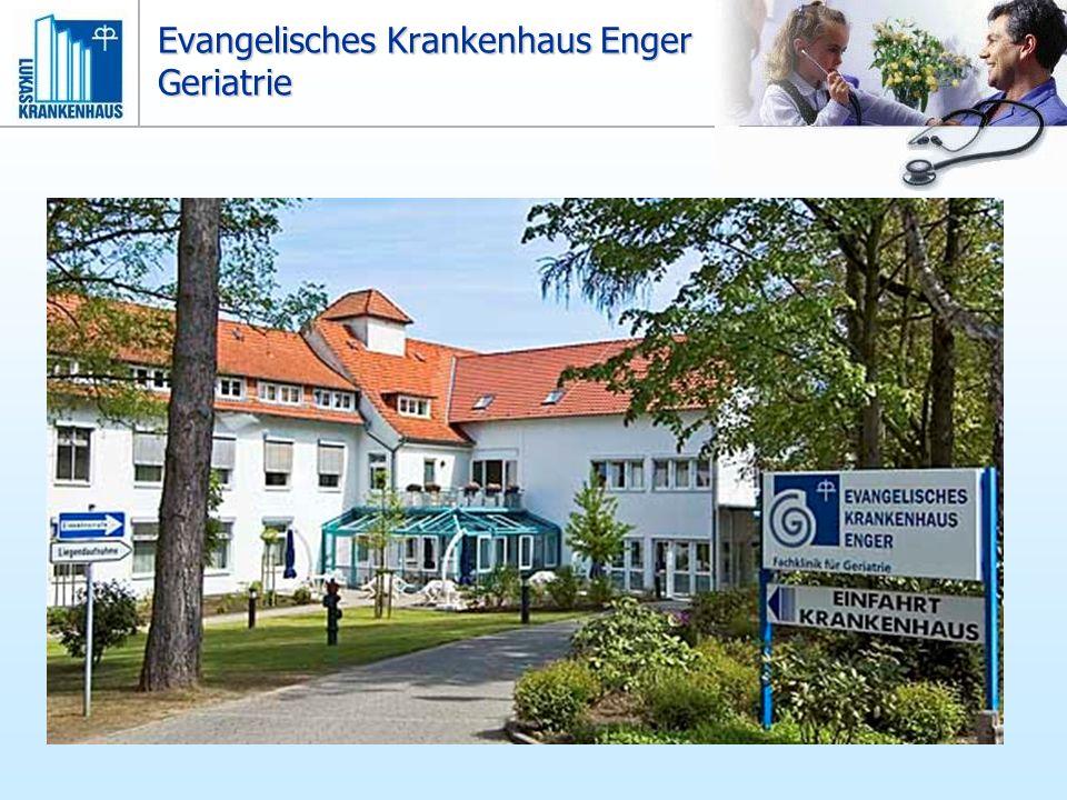 Evangelisches Krankenhaus Enger Geriatrie