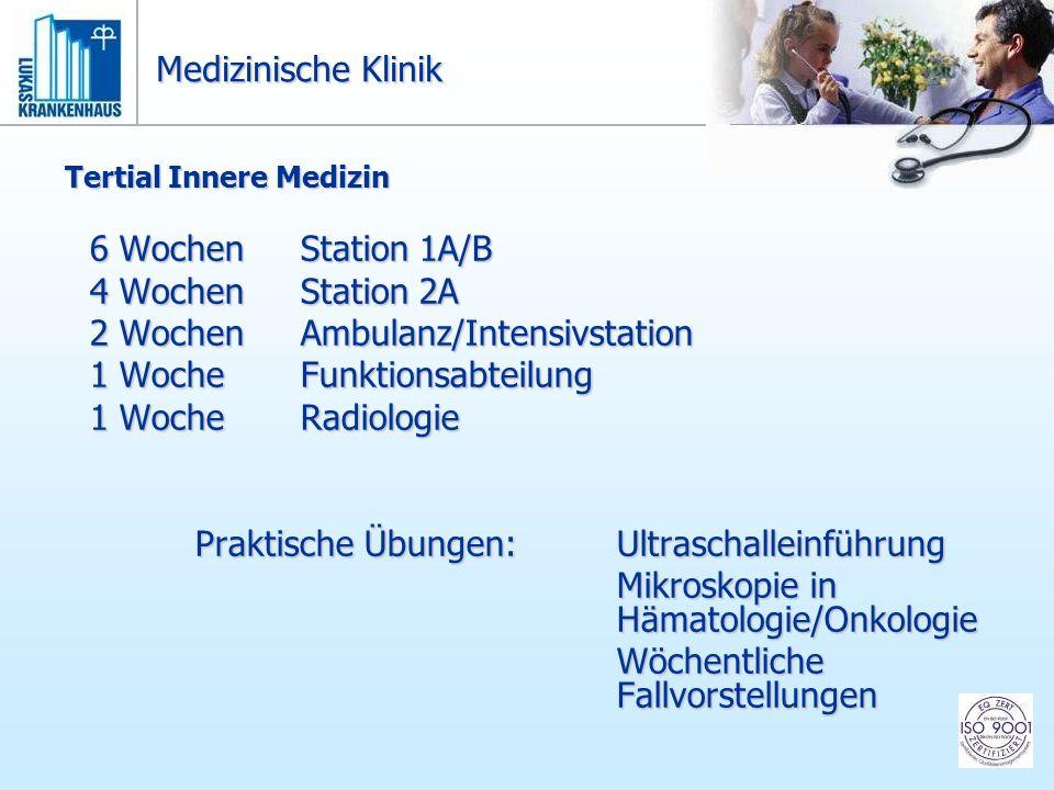 Tertial Innere Medizin