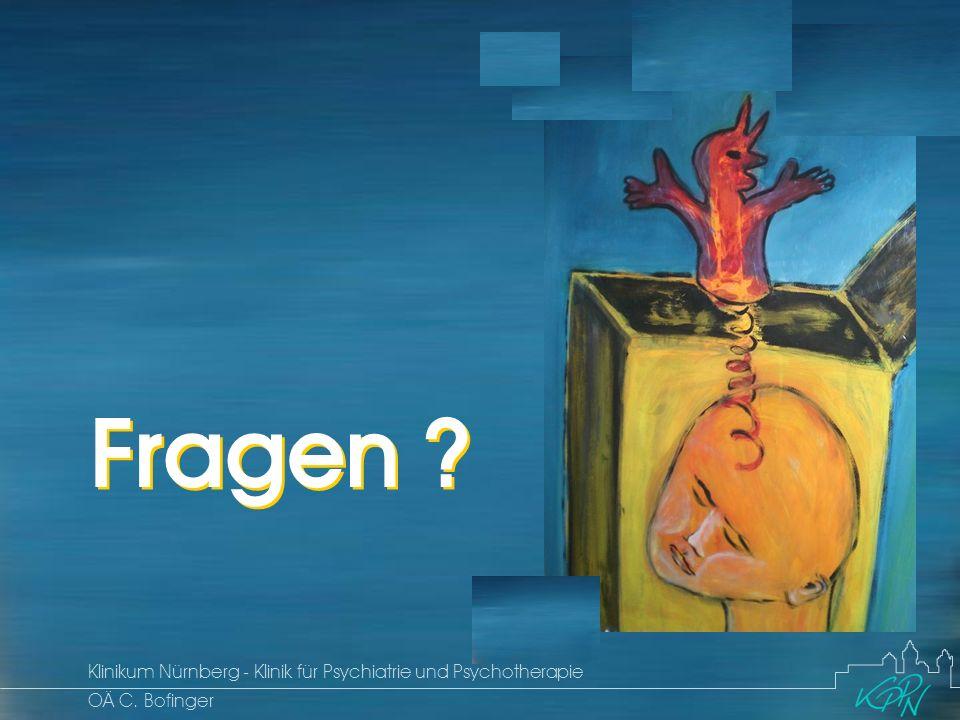 Fragen Klinikum Nürnberg - Klinik für Psychiatrie und Psychotherapie