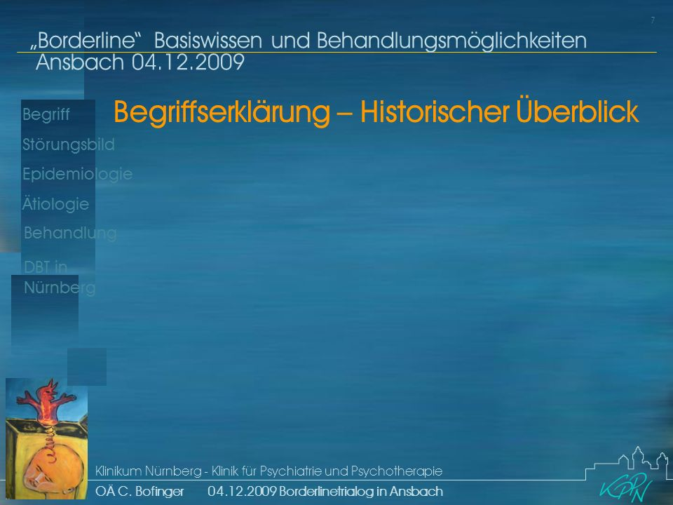 Begriffserklärung – Historischer Überblick