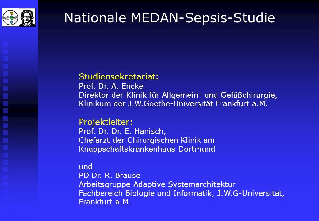 Studiensekretariat: Prof. Dr. A