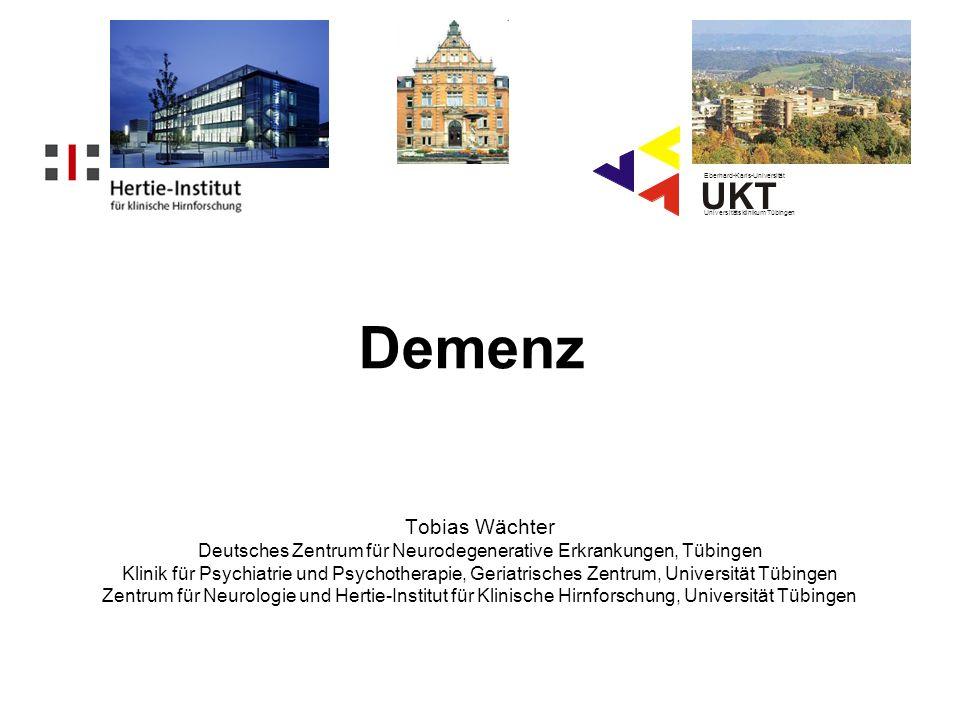 Deutsches Zentrum für Neurodegenerative Erkrankungen, Tübingen